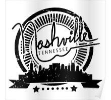 Nashville, Tennessee Poster