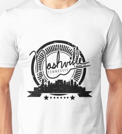 Nashville, Tennessee Unisex T-Shirt