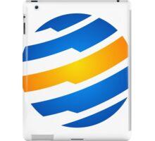 circle-sphere-global-logo iPad Case/Skin