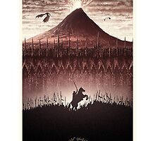 The Lord of the Rings case by cinematography