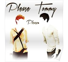Please Tommy Poster