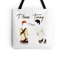Please Tommy Tote Bag