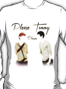 Please Tommy T-Shirt