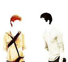 Newt & Thomas: No Quote by JasperSteel