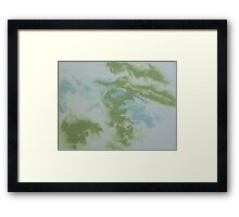 abstract #95 Framed Print