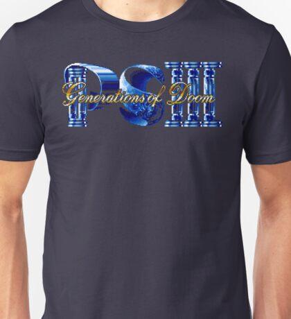 Phantasy Star 3 (Genesis Title Screen) Unisex T-Shirt