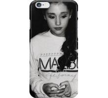 Ariana Grande iPhone Case/Skin