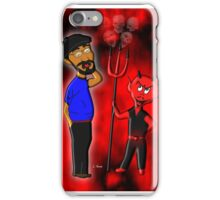 Man, Why Is It So Hot? iPhone Case/Skin