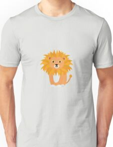 Cute happy Lion Unisex T-Shirt