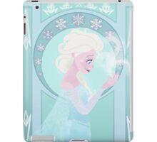 Elsa Nouveau  iPad Case/Skin