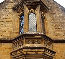 Sherborne Abbey (1) by kalaryder