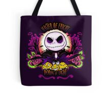 Master of Fright Tote Bag