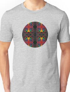 Abstract 0101f Unisex T-Shirt