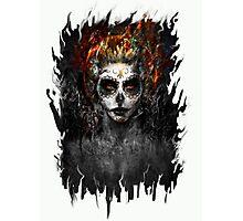 la muerte Photographic Print