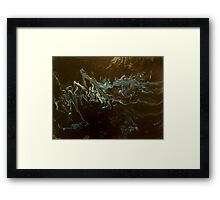 abstract #24 Framed Print