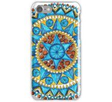 Seaside mandala iPhone Case/Skin