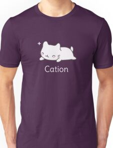 Funny Cat T-shirt for Science Lovers  Unisex T-Shirt