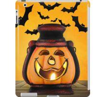 Pumpkin lantern iPad Case/Skin