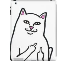 Fk You Cat iPad Case/Skin