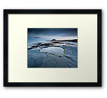 Bambrough Castle, Northumberland Framed Print
