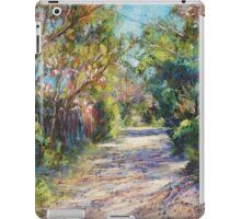 Leura spring lane iPad Case/Skin