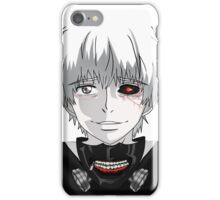 Kaneki Ken (B&W) iPhone Case/Skin