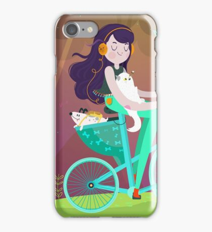 Vacation trip iPhone Case/Skin