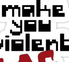 Video Games Lag Sticker