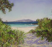 Shelly Beach by Terri Maddock