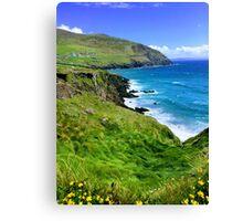 Irish Coast Canvas Print