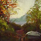 Leura - dusk by Terri Maddock
