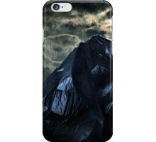 Blackbag Mountain iPhone Case/Skin