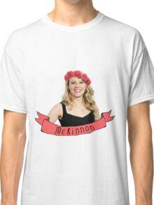 Flower McKinnon Classic T-Shirt