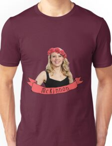 Flower McKinnon Unisex T-Shirt