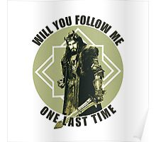 Will You Follow Me Poster