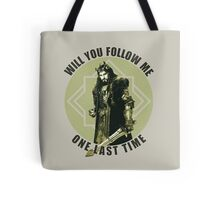 Will You Follow Me Tote Bag