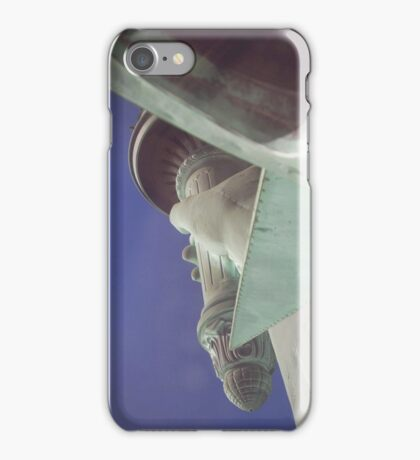 Statue of Liberty Torch iPhone Case/Skin