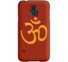 Big OM Poster Samsung Galaxy Case/Skin