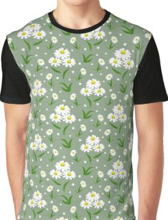 Camomile Graphic T-Shirt