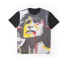 Melbourne Street Art Retrospective - AC DC Lane Graphic T-Shirt