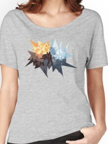 BATTLEFIELD 1 Polygon FRACTURED Women's Relaxed Fit T-Shirt