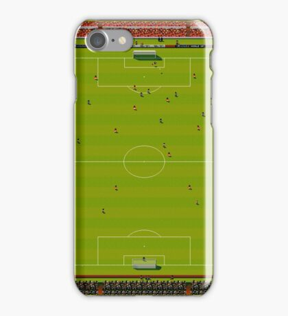 Sensible Football iPhone Case/Skin
