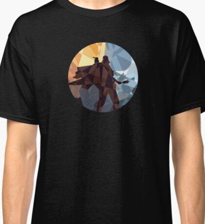 BATTLEFIELD 1 Polygon Circle Classic T-Shirt