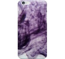 ink in water #16 iPhone Case/Skin