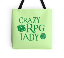 CRAZY RPG Lady Tote Bag