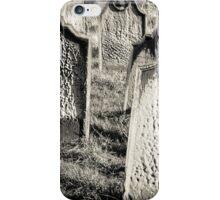Tomb stones  iPhone Case/Skin