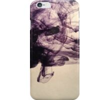 ink in water #13 iPhone Case/Skin