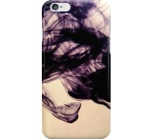 ink in water #12 iPhone Case/Skin