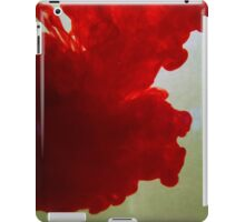 ink in water #10 iPad Case/Skin