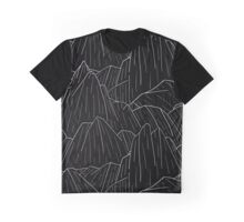 The dark cliffs Graphic T-Shirt